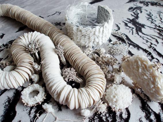 Mirka Janeckova jewellery
