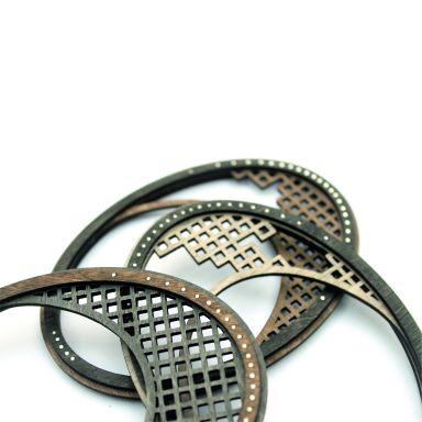 HRK_SQAURE IMAGE Bracelets