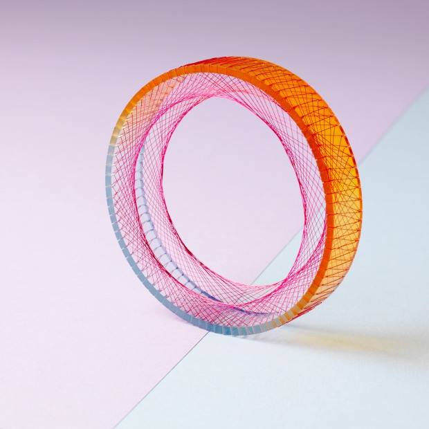 Natalie Adams jewellery Sunset Bangle_Adams