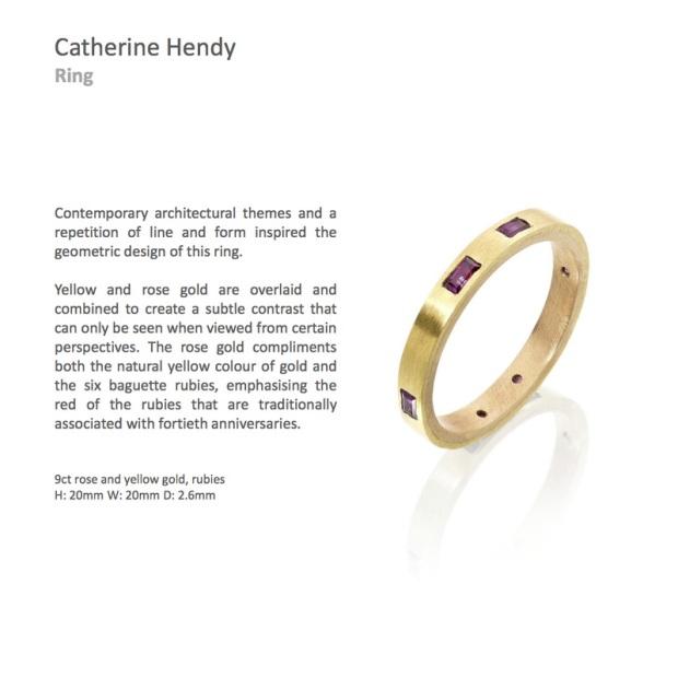 Catherine Hendy